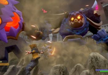 English Dub Work Has Started For Kingdom Hearts 3