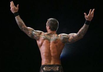 Randy Orton's Tattoo Artist Is Suing Both WWE And 2K Games