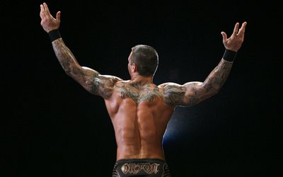 Randy Orton's Tattoo Artist Sues WWE & 2K