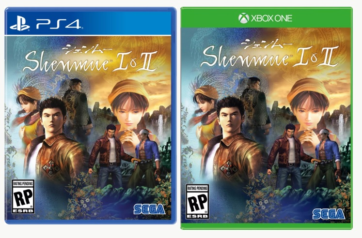 Shenmue 1 & 2 Coming to PC, PS4 and Xbox One