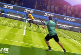 Tennis World Tour Out Now In Some Countries; Online Multiplayer And Doubles Coming Later