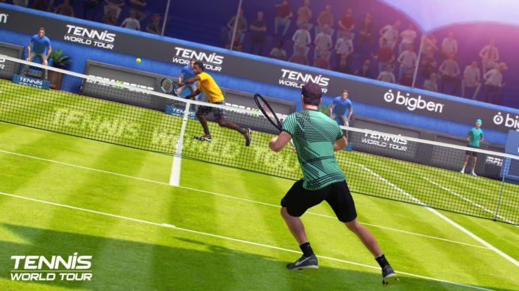 Career Mode Trailer Released For Tennis World Tour