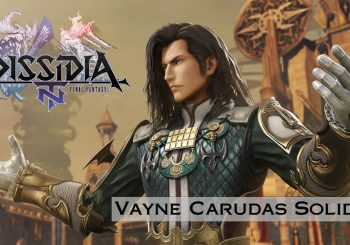 Vayne Carudas Solidor Is Now Available As A Playable Character In Dissidia Final Fantasy NT
