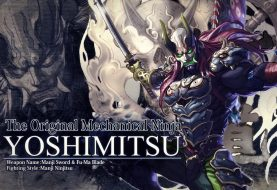 Yoshimitsu Is Now Slicing His Way Into The Soulcalibur 6 Roster