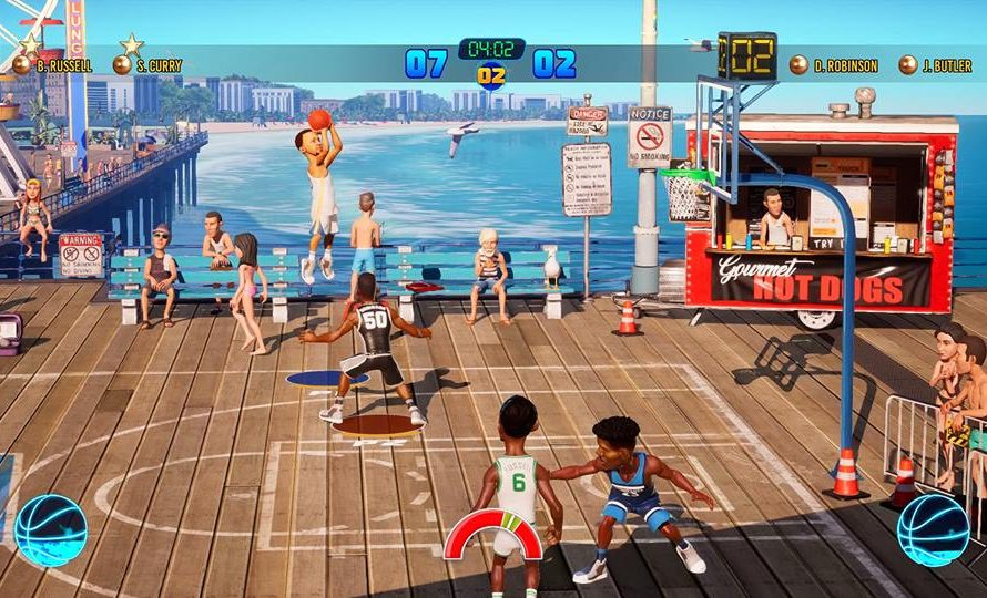 NBA Playgrounds 2 Gets A Release Date Delay