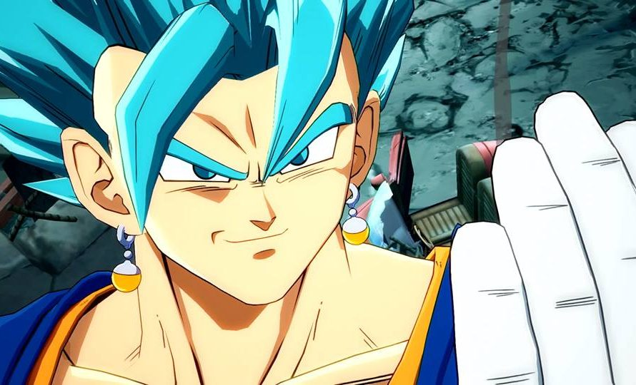 Release Date Revealed For SSGSS Vegito And Fused Zamasu DLC In Dragon Ball FighterZ