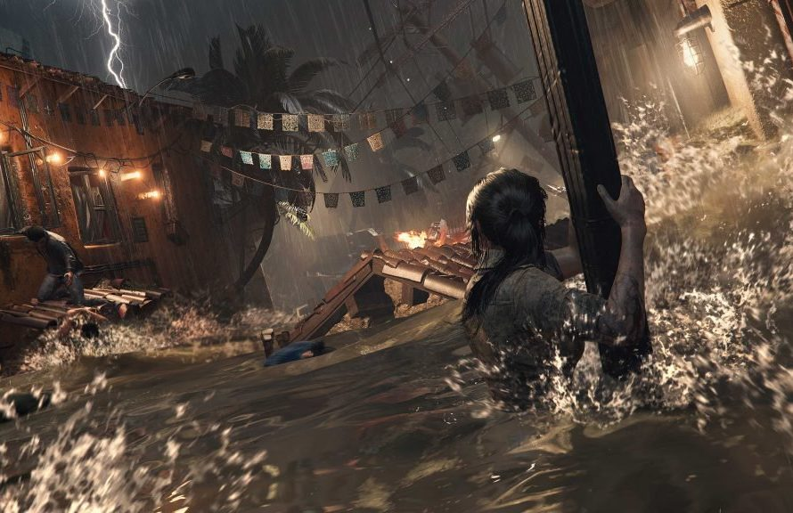 Shadow of the Tomb Raider Has A Huge Budget