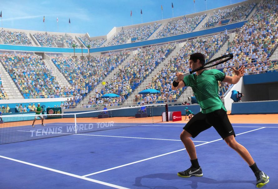 Tennis World Tour Is Getting A New Release Date In Some Countries