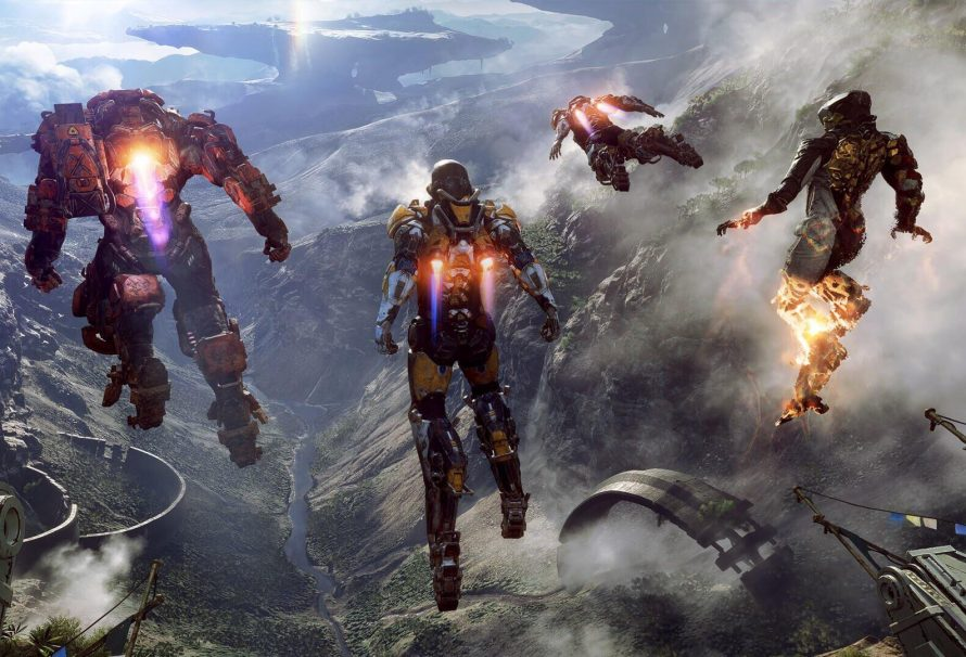EA Talks Briefly About Anthem And Also Battlefield 2018