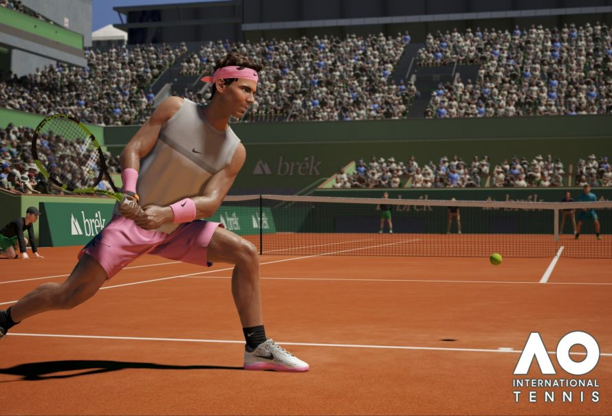 Big Ant Studios Serves Out AO International Tennis 1.34 Update Patch Notes