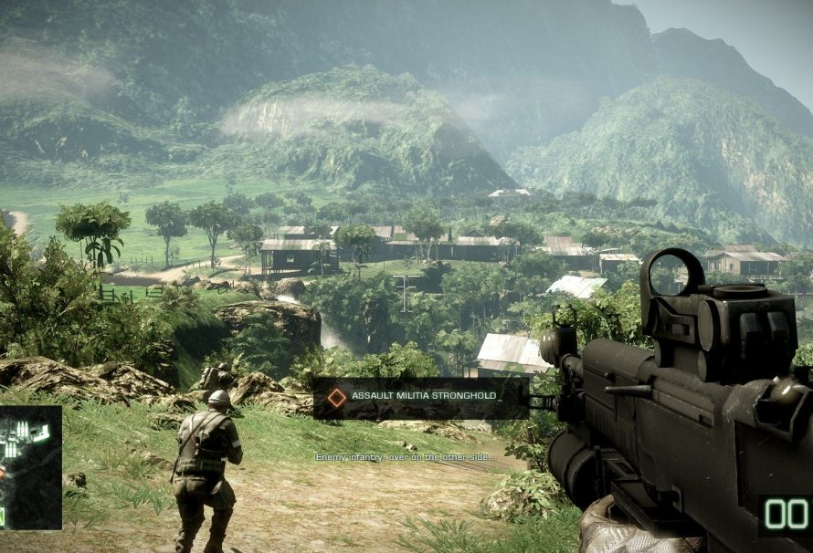 Rumor: This Year's Battlefield Game Could Be Bad Company 3