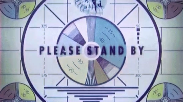 "Bethesda teases a ""Please Standby"" image on Twitter; a new Fallout game perhaps?"
