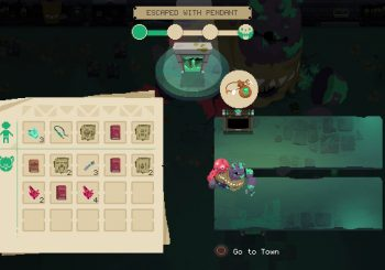 Moonlighter - How to Defeat Golem King