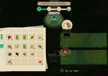 Moonlighter - How to Defeat Carnivorous Mutae