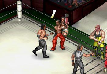 Fire Pro Wrestling World Body Slams A Release Date On PS4