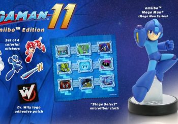 Mega Man 11 coming this October 12; Amiibo Edition announced for Switch