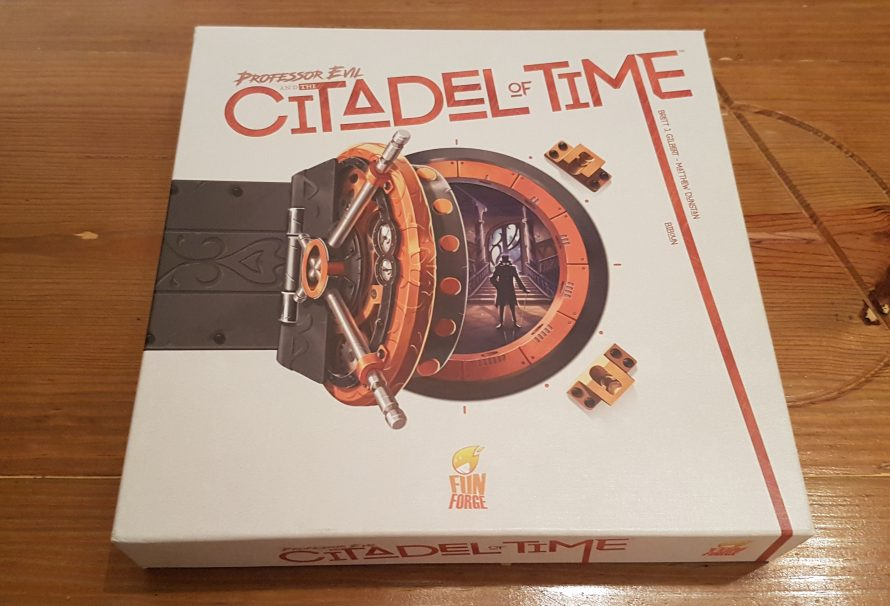 Professor Evil and the Citadel of Time Review – Reclaim The Treasures
