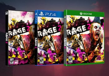 Rage 2 Announced; Gameplay Trailer Coming Tomorrow
