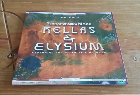 Terraforming Mars: Hellas & Elysium Review - More Martian Scenery