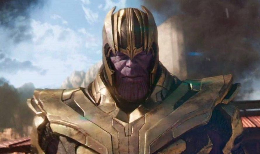 Say Hello To Thanos As He's Invading Fornite Very Soon