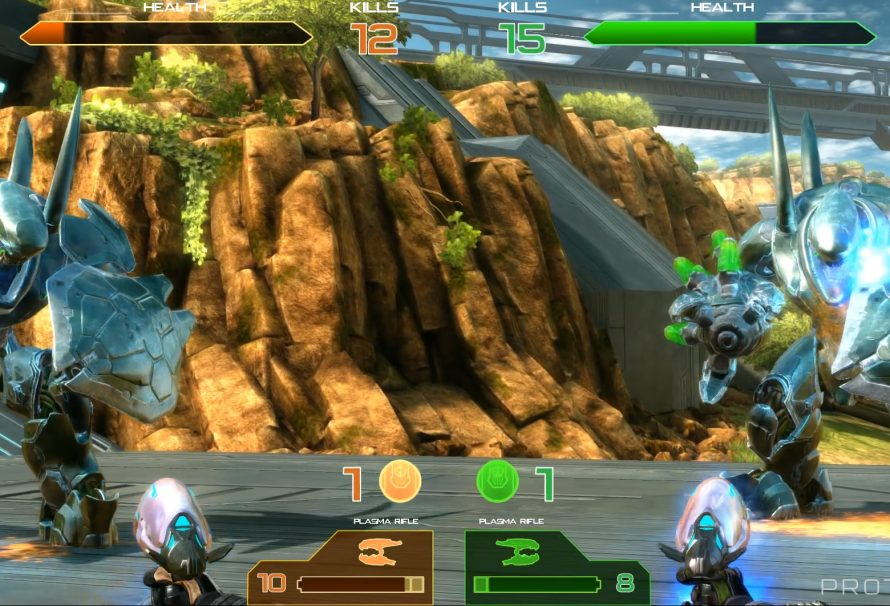 A New Halo: Fireteam Raven Arcade Video Game Is Coming Out Later This Year
