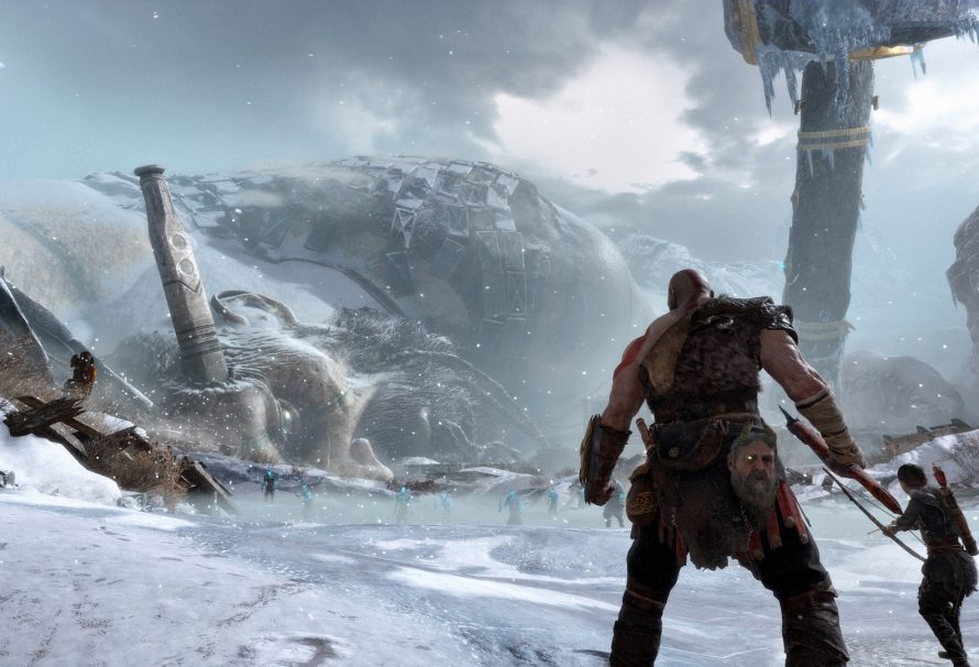 God of War Is Now The Fastest Selling PS4 Exclusive Video Game Of All Time