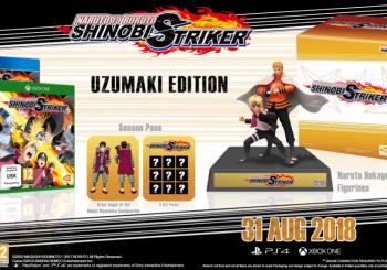 Naruto To Boruto: Shinobi Striker Release Date And Special Edition Announced