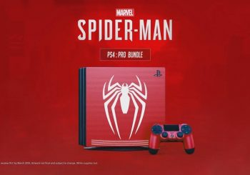 It Looks Like A Special Marvel's Spider-Man PS4 Pro Console Has Been Leaked Online