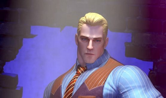 Wrestling Stars Feature In Cody Street Fighter V Trailer Just