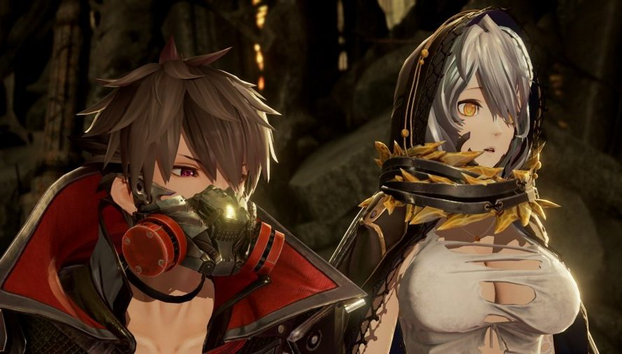 E3 2018: Code Vein is an Interesting Take on the Souls Genre