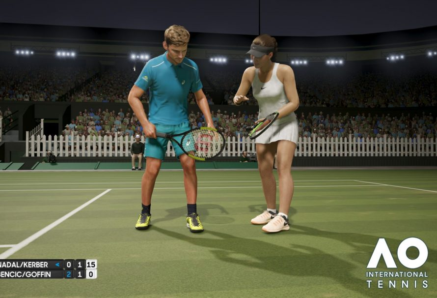 AO International Tennis 1.30 Update Patch Notes Released