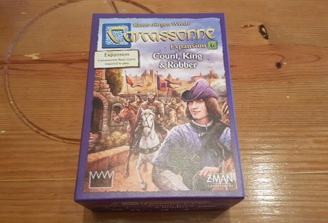 Carcassonne: Expansion 6 – Count, King & Robber Review