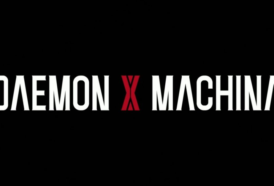 Mech Some Noise For Daemon X Machina, Headed To Switch In 2019