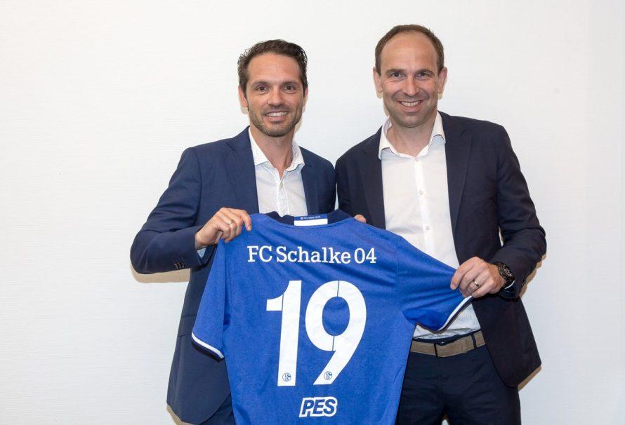 Konami Announces Official Partnership With FC Shalke 04 For PES 2019