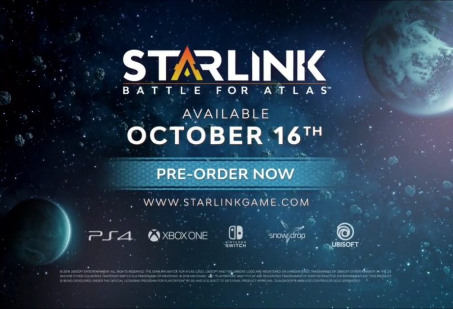 E3 2018: Star Fox Joins Ubisoft's Game StarLink For Nintendo Switch Exclusive