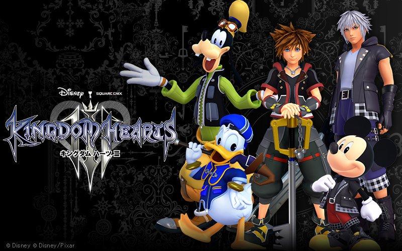 E3 2018: Why Kingdom Hearts 3 Was Delayed Until 2019