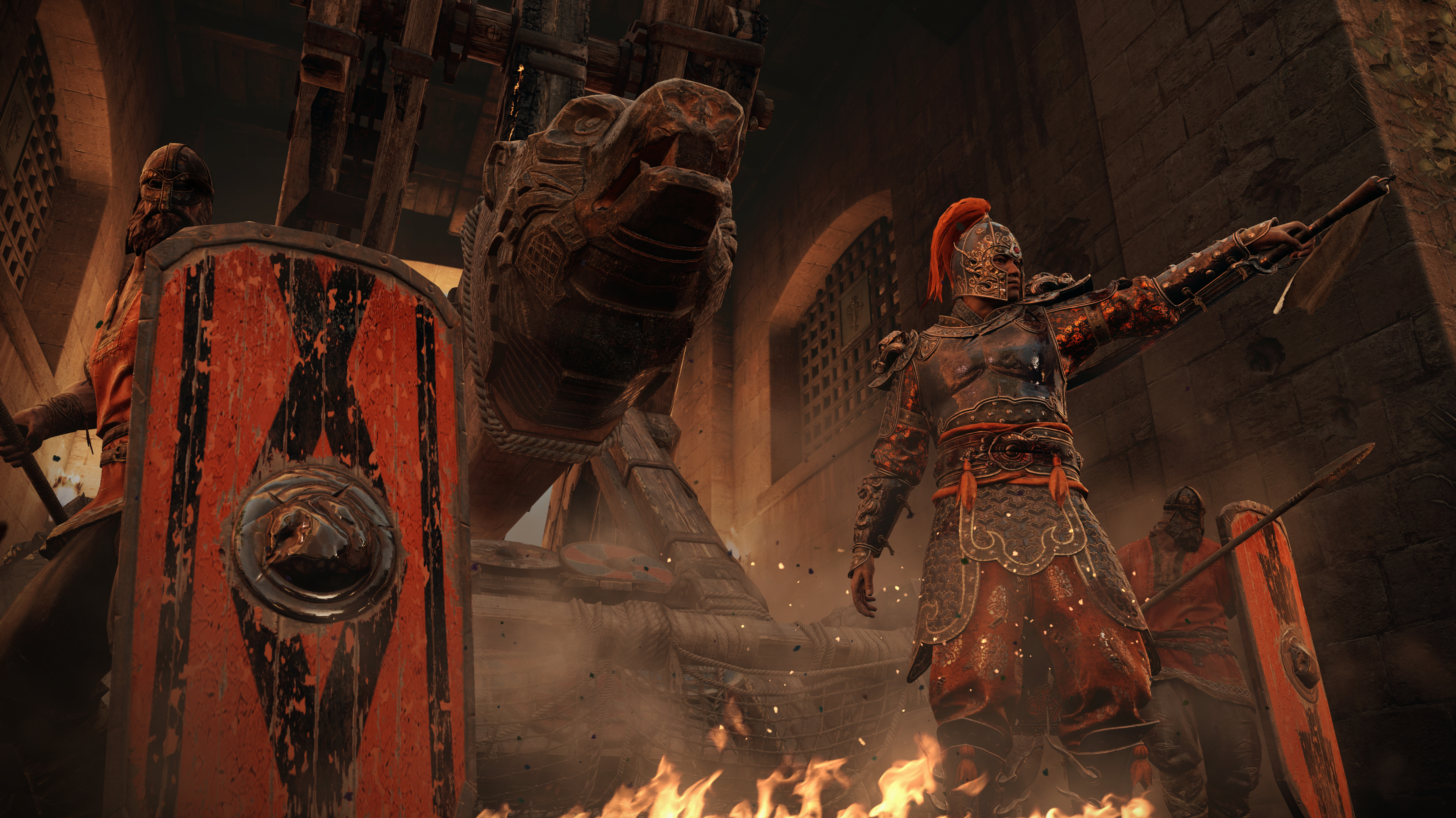 E3 2018: For Honor: Marching Fire Details & Release Date
