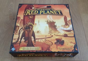 Mission Red Planet Review - Lost In Space