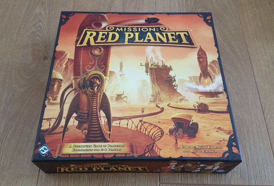 Mission Red Planet Review – Lost In Space