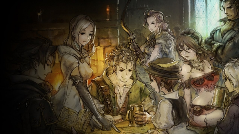 E3 2018: Octopath Traveler second demo launches June 14