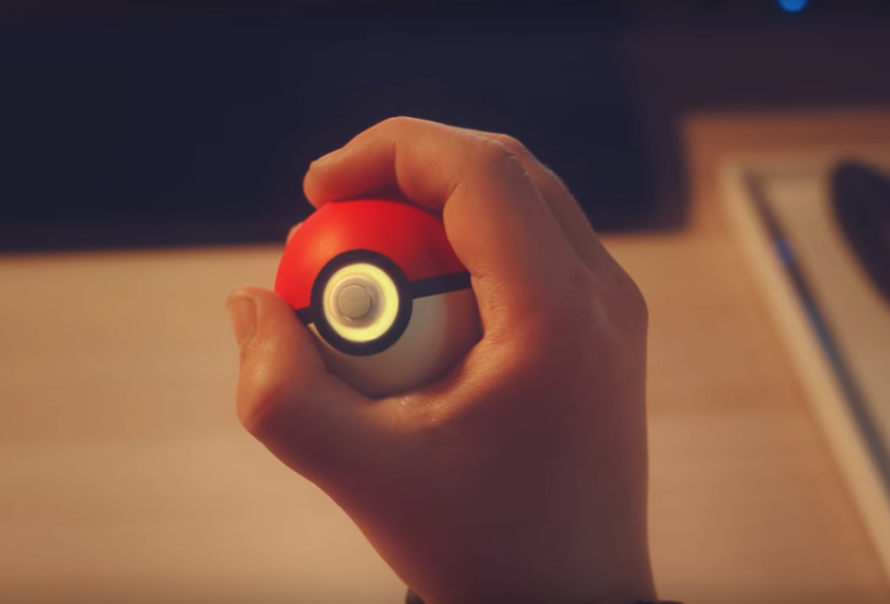 E3 2018: PokeBall Plus to include Mew