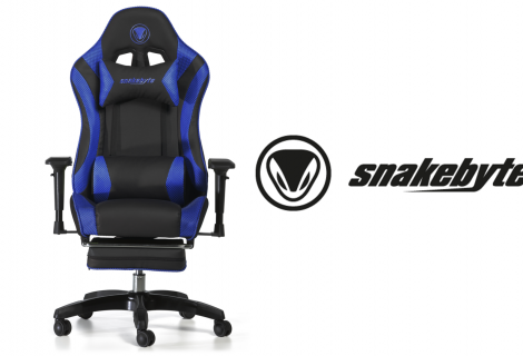 Snakebyte Gaming:Seat Review