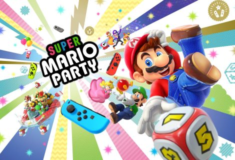 E3 2018: Super Mario Party announced for Switch