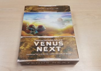Terraforming Mars: Venus Next Review - Additional Planet, Additional Fun