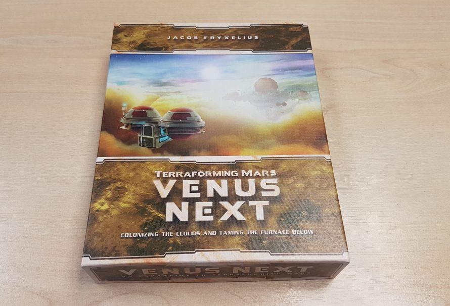 Terraforming Mars: Venus Next Review – Additional Planet, Additional Fun