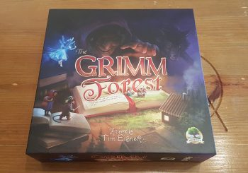 The Grimm Forest Review - The Big Bad Wolf & Friends