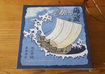 Tsuro of the Seas Review - Unleashed Daikaiju