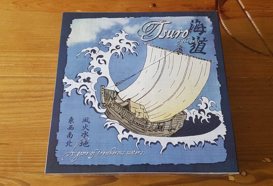 Tsuro of the Seas Review – Unleashed Daikaiju