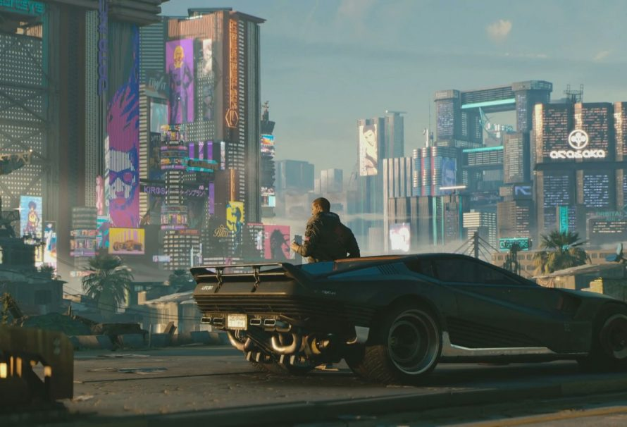 First Gameplay Footage Of Cyberpunk 2077 Is Released Online