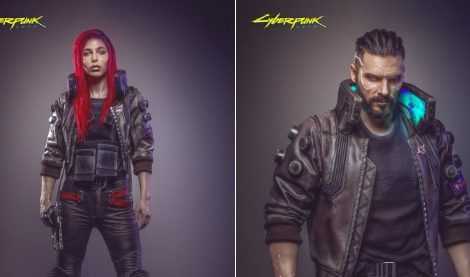 E3 2018: Cyberpunk 2077 Allows You To Play As A Male or Female Character